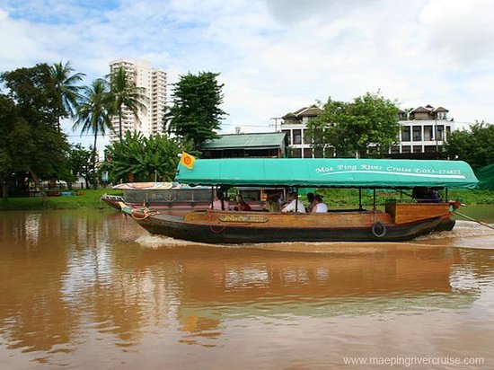 Mae Ping River Cruise Photo