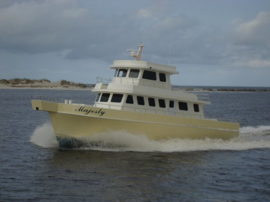 majesty deep sea fishing at monty 39 s marina jacksonville ForMajesty Deep Sea Fishing