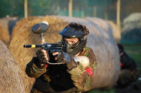 Mayhem Paintball: Speed BallField at Mayhem Abridge