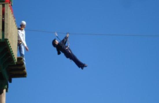 Metis Crossing Zipline Photo