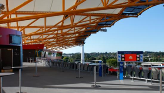 Metricon Stadium Photo