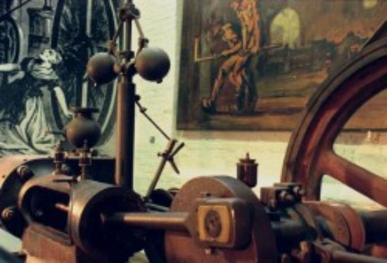Museum of Industrial Archeology and Textile Photo