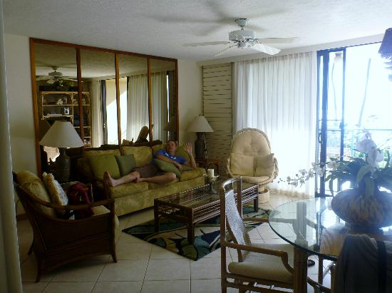 普納赫亞海濱渡假公寓照片