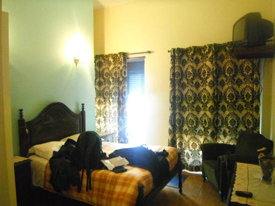 Residencial Porto Novo : The Room