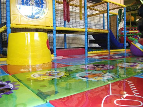 Monkey Bizzness: Our Mickey Mouse clubhouse Under 5's area!