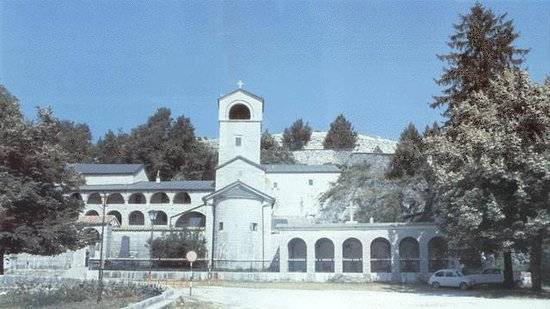 The Monastery of Saint Peter (Sveti Petar Cetinjski)
