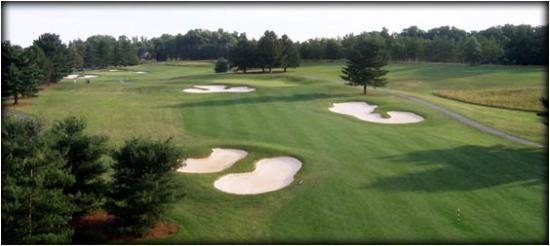 Foto de Falls Road Golf Course