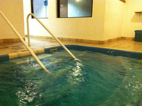 Travelodge Kalispell: very clean jacuzzi
