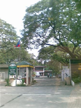 Ninoy Aquino Parks and Wildlife Center: Nature Zone