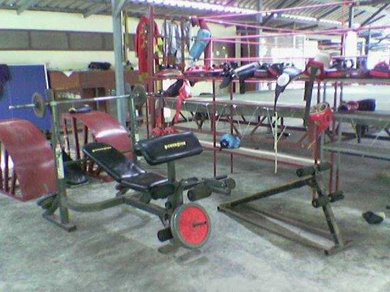 Suwit Muay Thai Training Camp & Gym-bild