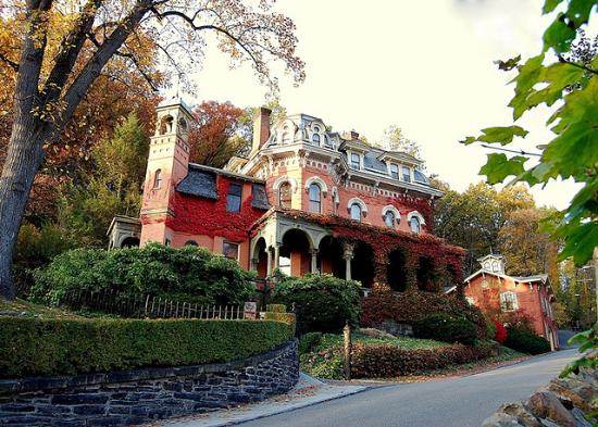 The Harry Packer Mansion Tours Foto