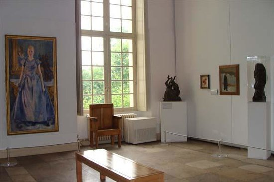 Priory Museum (Musee Maurice Denis - Le Prieure)