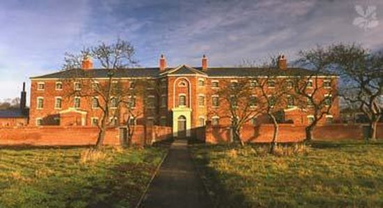 Southwell, UK: The Workhouse