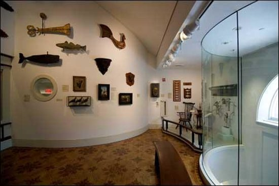 Nantucket Historical Association Walking Tours: Nantucket Whaling Museum