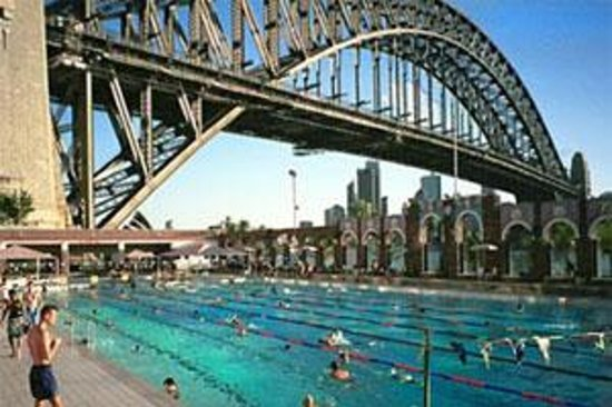 Olympic Pool North Sydney Foto
