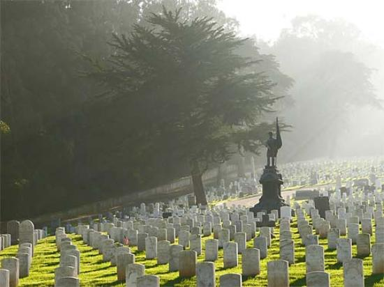 San Francisco National Cemetery Bild