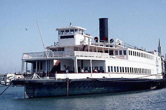 Historic Ferryboat Eureka Foto