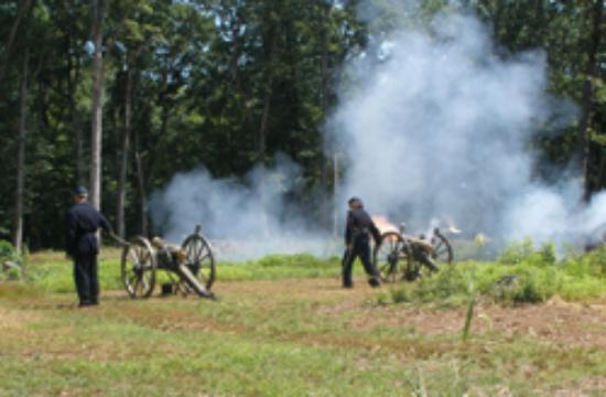 Ball's Bluff Battlefield Regional Park Picture