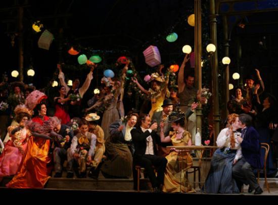 New York City Opera Foto