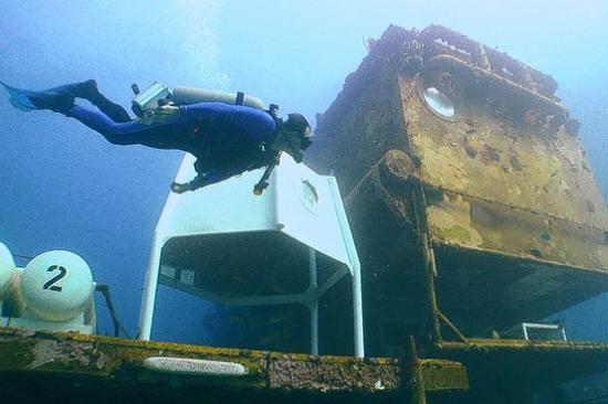 Ocean First: Wreck Diving