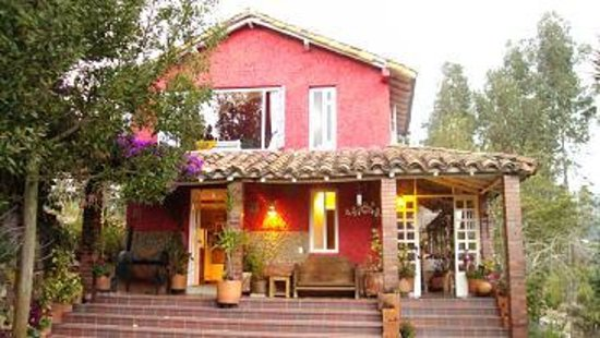 Kolombia: Cabaña Villa del Viento - Paipa, Boyacá