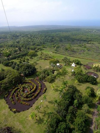 Paleaku Gardens Peace Sanctuary Foto