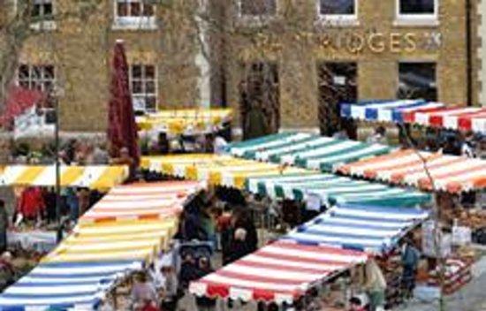 Partridges Food Market Photo