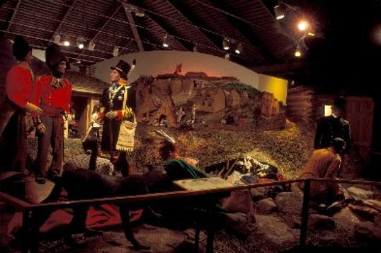 Fort St. Joseph National Historic Site Foto