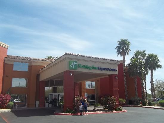 Holiday Inn Express Hotel and Suites Scottsdale - Old Town: Just arrived! Already Loving It!