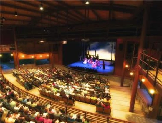 Peninsula Players Theatre Fish Creek Wi 2017 Reviews