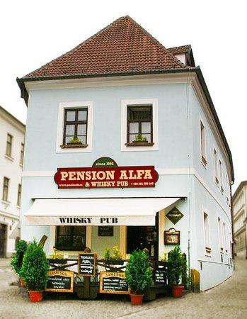 Alfa Whisky Pub