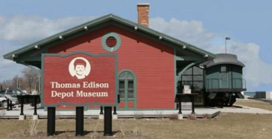 Foto de Thomas Edison Depot Museum
