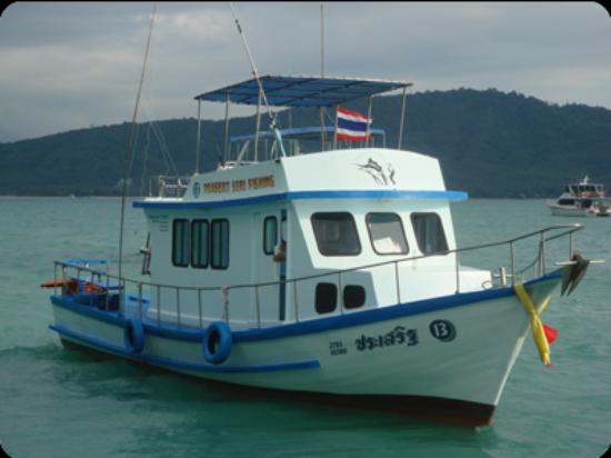 Chalong, Tailandia: Fish or cruise