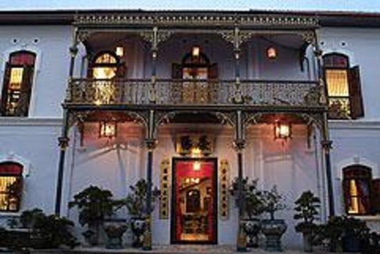 Peranakanmuseet i Pinang