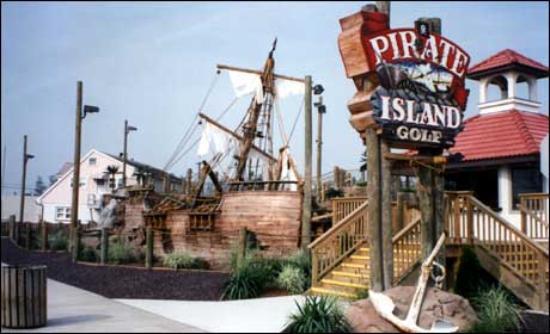 Pirate Island Golf Photo