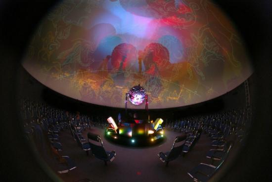 Planetarium Mannheim Bild