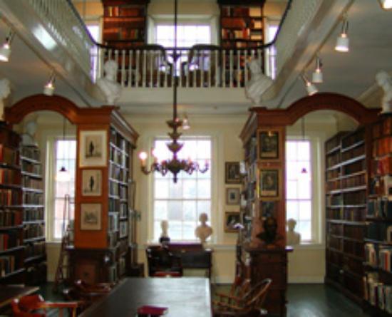 Portsmouth Athenaeum Photo