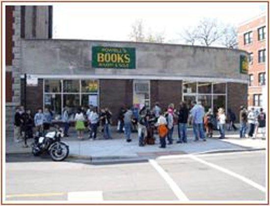 Powell's Books Chicago