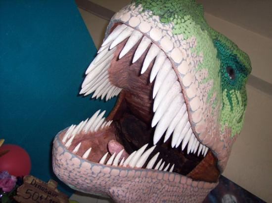 Prehistoric Journey Dinosaur Discovery Center Photo