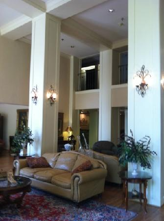 Music Road Resort Hotel: Lobby