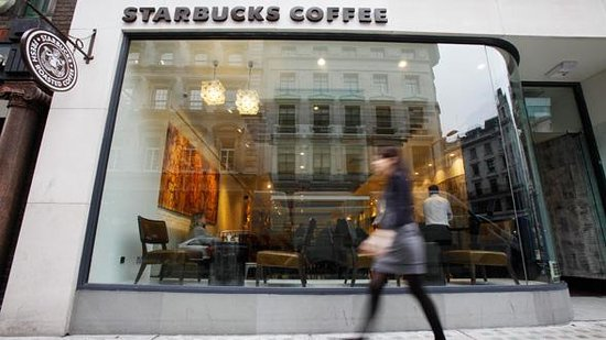 Starbucks 425 Oxford Street