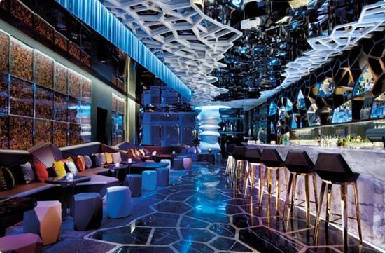 Ozone Bar: Ozone Hong Kong