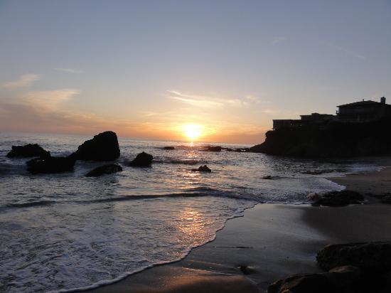Laguna Beach: One of the cove beaches