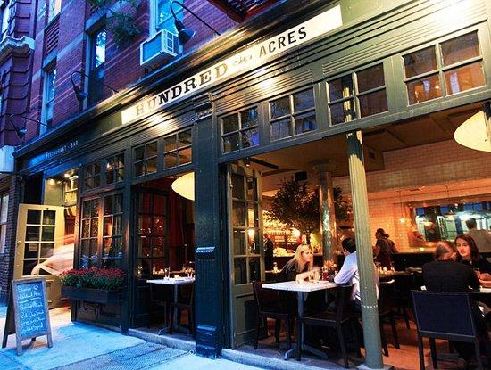 Hundred acres new york soho restaurant avis num ro - Avis new york ...