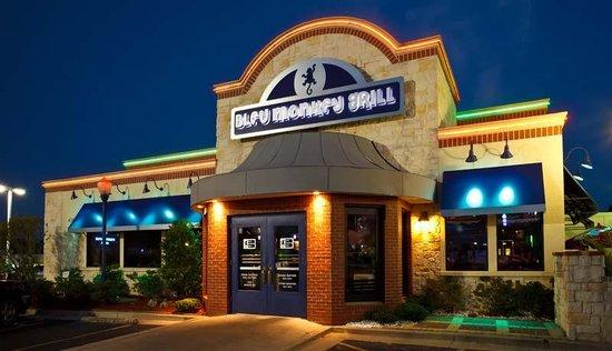 Bleu Monkey Grill
