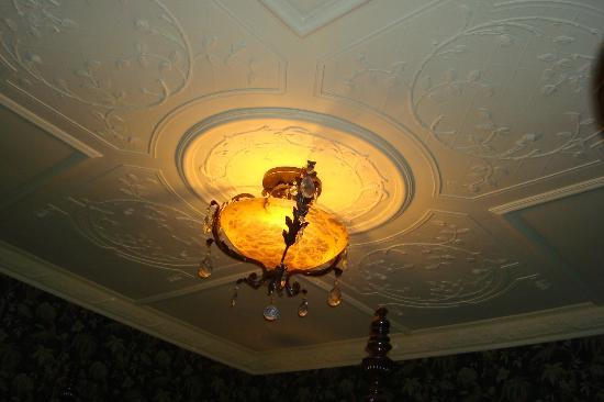 Parkhill Estate: Light fixture