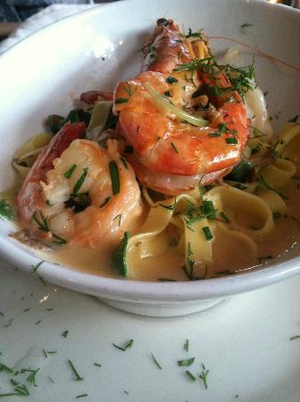 LaTapa: Chef's Special Shrimp Pasta