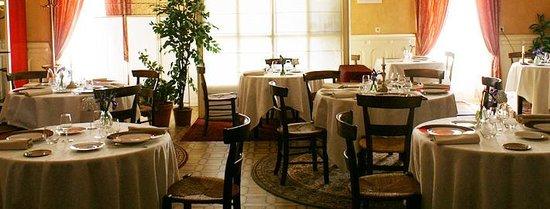 Auberge de la Baraque : Salle de restaurant