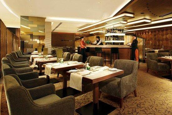 Marco Polo Hongkong Hotel Lobby Lounge
