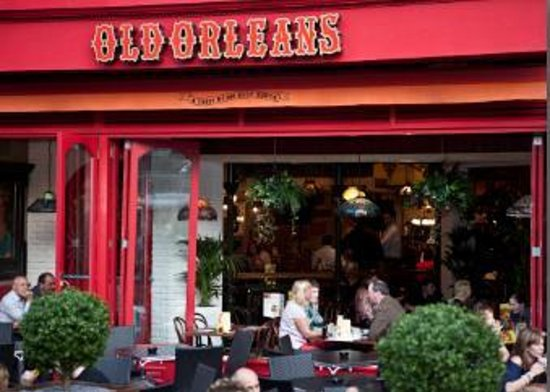 Disappointing! - Old Orleans, Birmingham Traveller Reviews ...